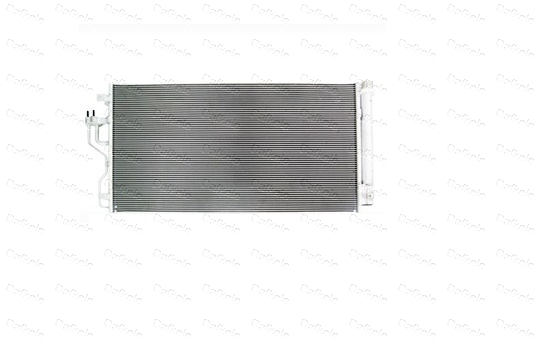 رادیاتور کولر/رادیات آزرا/کندانسور آزرا/کندانسور کولر/خنک کننده کولر