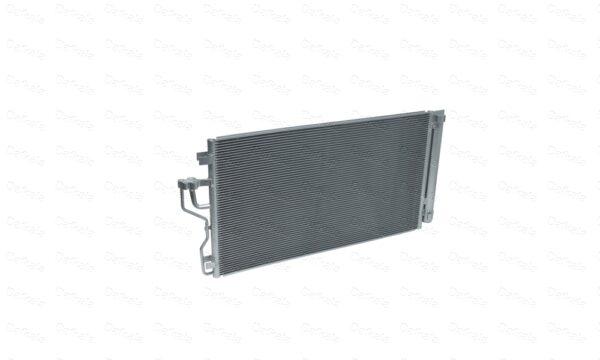 رادیاتور آب/رادیات/کندانسور کولر/رادیاتور کولر/ix35