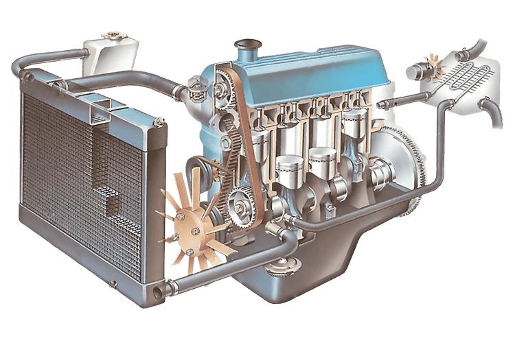 سیستم خنک کننده